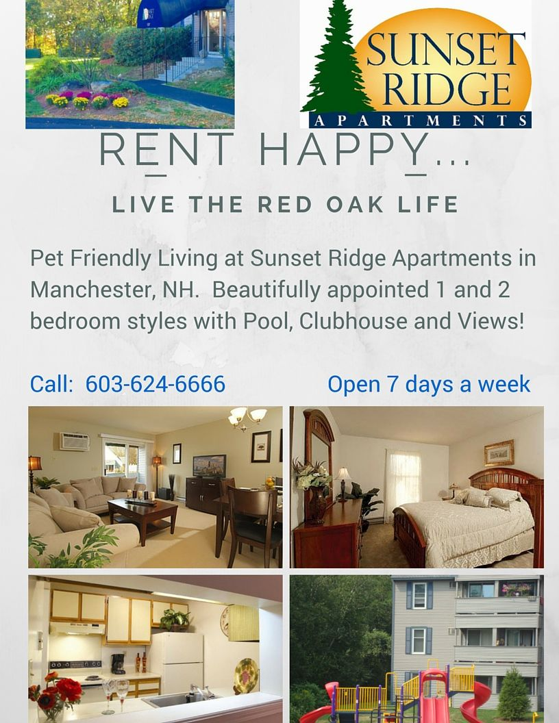 Beautiful pet friendly 1 and 2 bedroom apartment homes for
