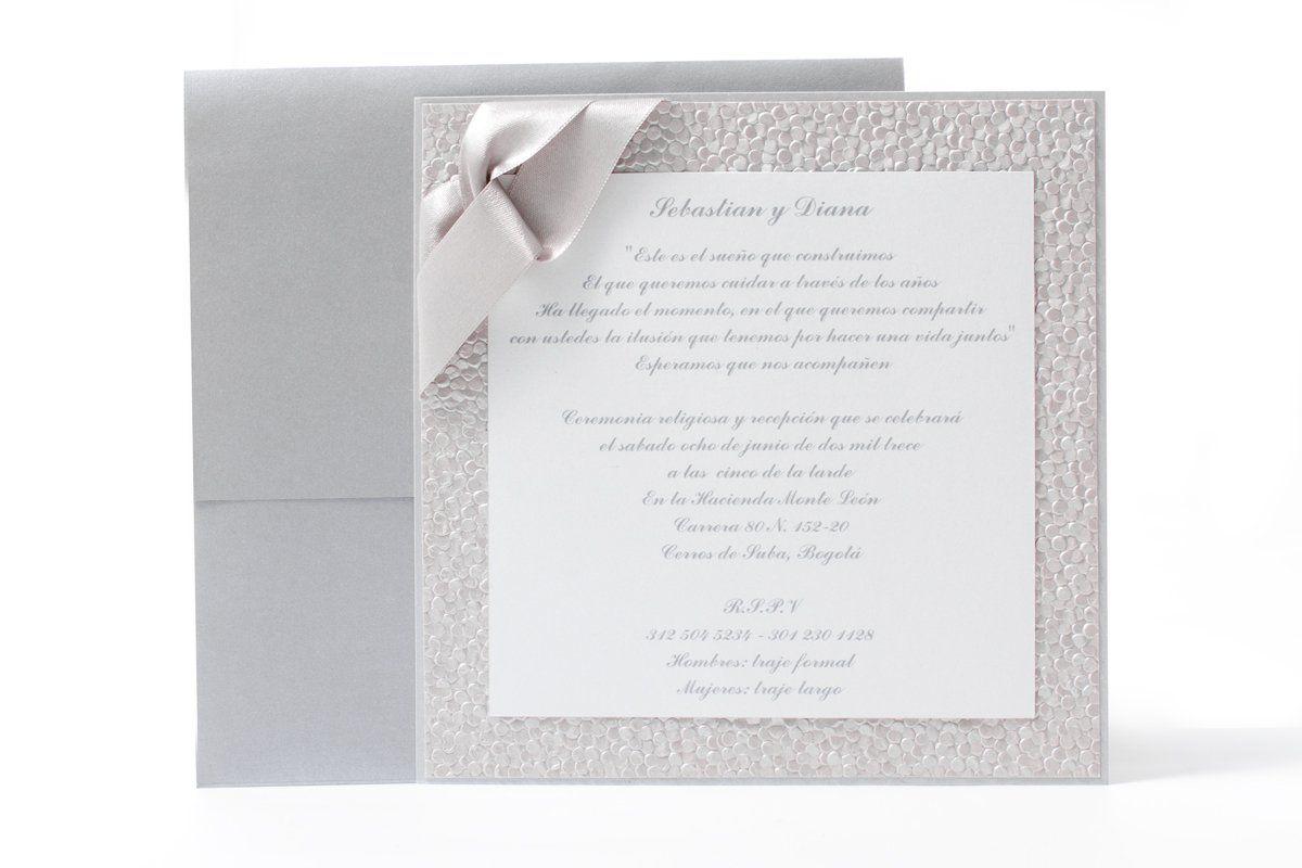 Catalogo De Tarjetas De Invitación Bodas Piedra Papel Y