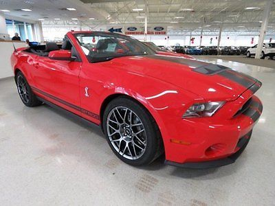 2012 Ford Mustang Shelby GT500 Convertible 2-Door 12 GT500 Convertible Supercharged V8 5.4 https://t.co/WoRArInbXy https://t.co/80KyzzfgZv