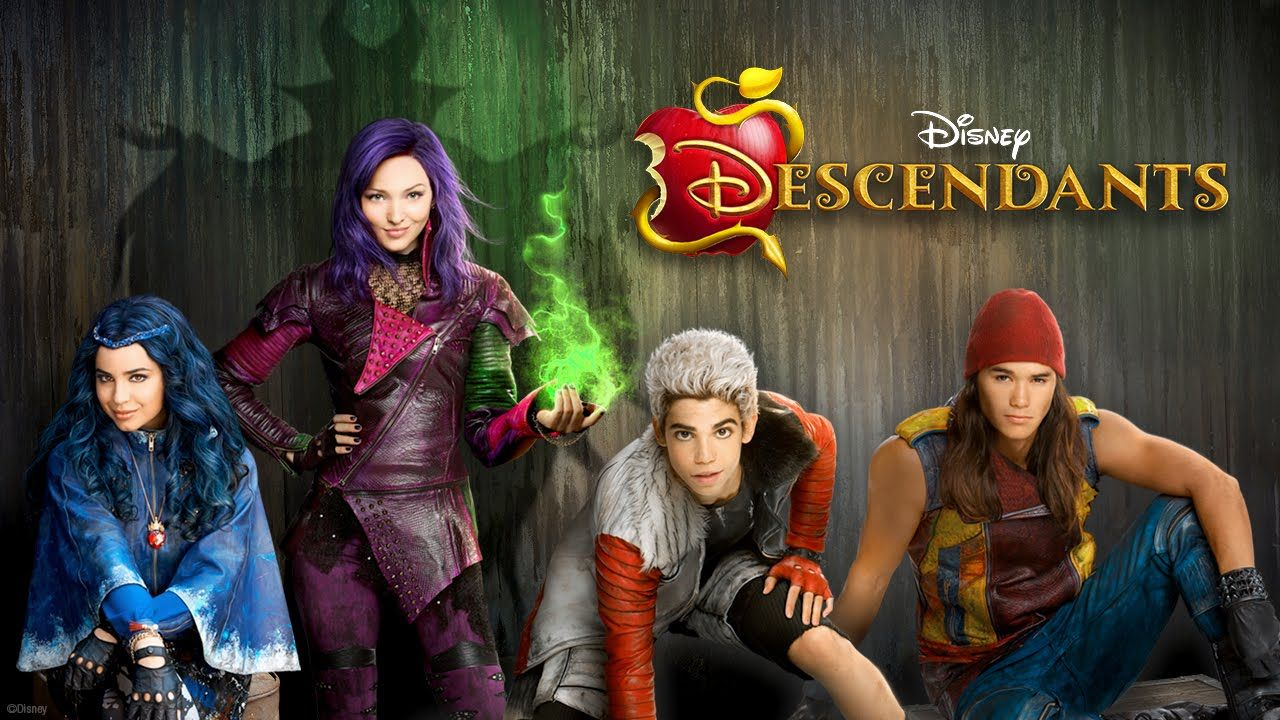 Disney Channel's Descendants have taken everyone by storm with there ratings