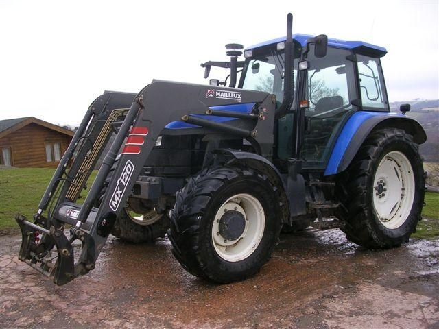 New Holland 115 Tractor At Ella Agri Tractor Sales Mid And West