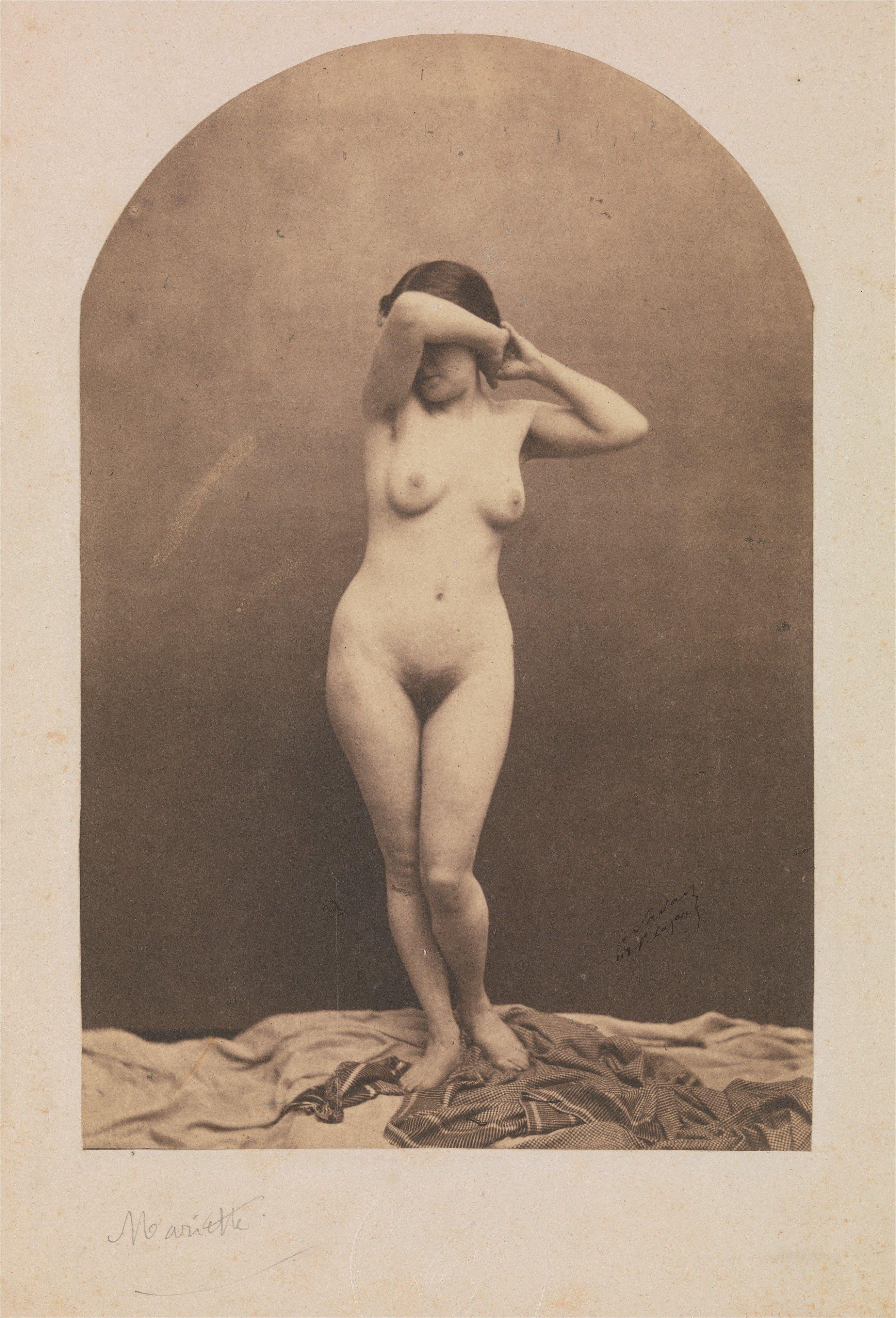 Nude art photography europe