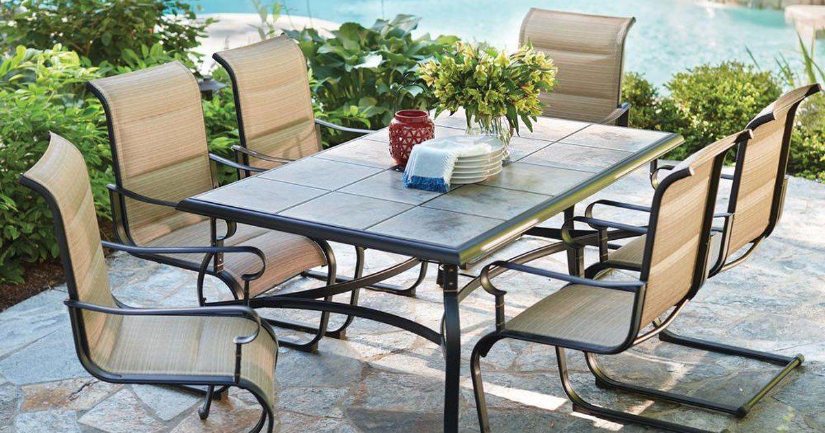 hampton bay patio chairs lambright comfort furniture pinterest