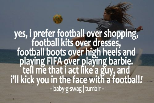 Cute Sports Quotes Tumblr Soccer Quotes Soccer Quotes Girls Sports Quotes