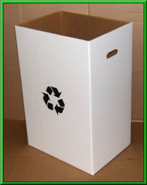 Arp02705 Single Wall Large Recycle Box Recycling