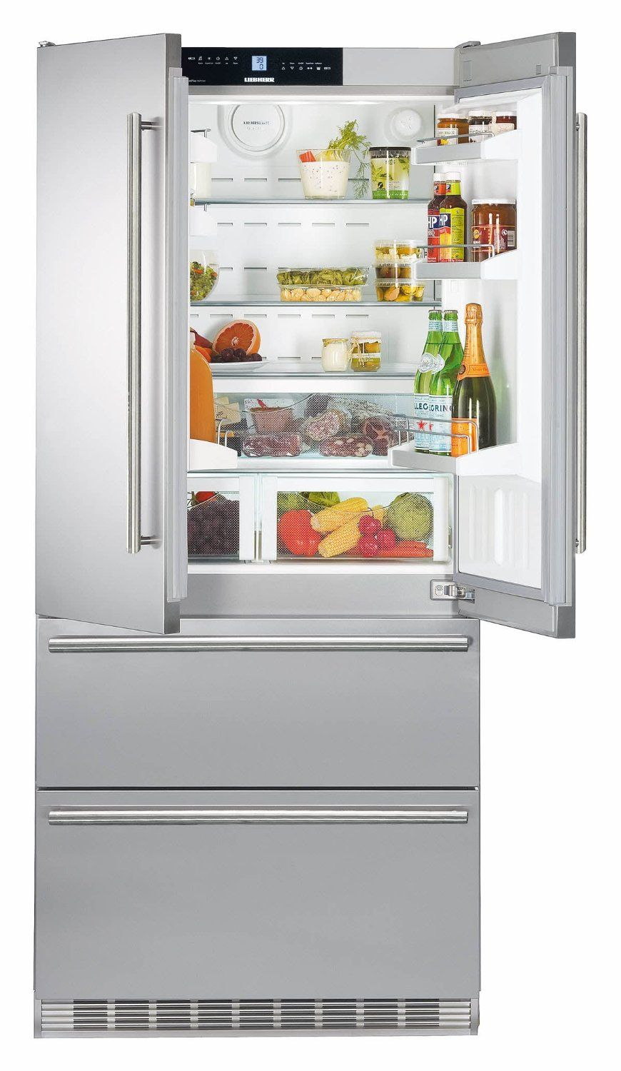 Perfect Liebherr CS2062. Made In Germany, This Semi Built In Appliance Has Great  Looks. Refrigerator FreezerFrench Door ...