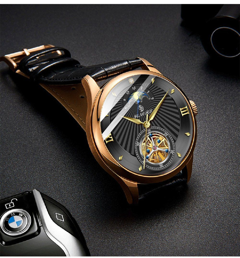 Senors SN169 mens best entry level automatic watches in ...