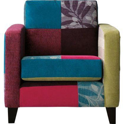 Peggy Armchair | Homebase | Armchair, Homebase, Comfy armchair