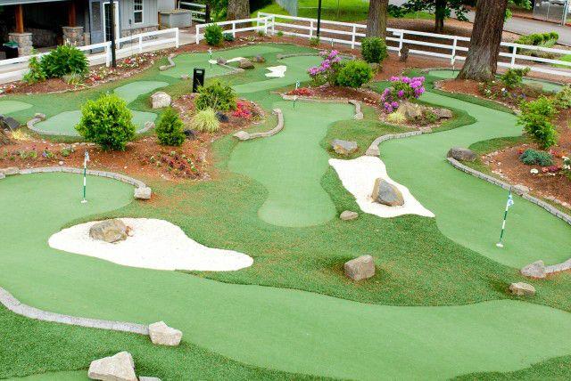 Resultat D Imatges De Mini Golf Golf Courses Miniature Golf