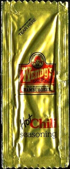 Wendy S Hot Chili Seasoning Chili Seasoning Chili Sauce Recipe Hot Chili Sauce
