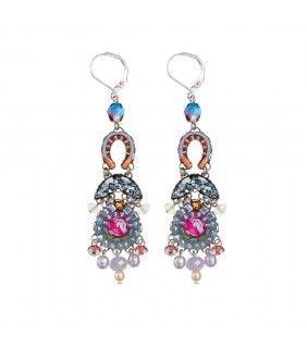 Jasmine Sunset Earrings