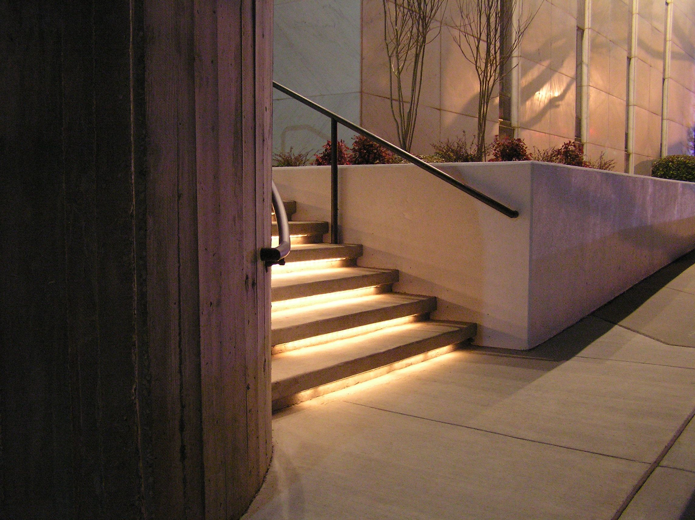 Image Result For Led Surface Mount Stair Lighting Outdoor Stair Lights Indoor Step Lighting Step Lighting Outdoor