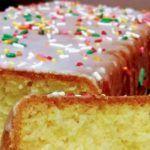 Lemon Vanilla Diabetic Cake by Barbertha Starks Bennett