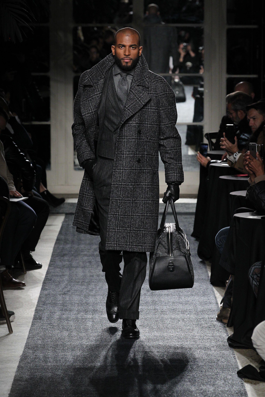Joseph Abboud Fall 2018 Menswear Fashion Show Collection   Moda ...