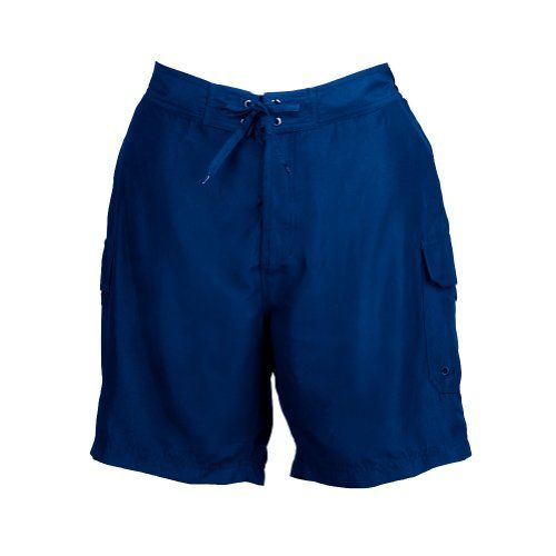 4dae3f404a7b4 Plus Size Board Shorts Navy     Check out this great product ...