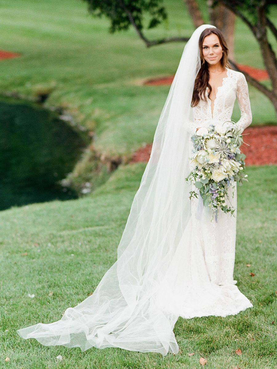 These Are the 5 Most Viewed Real Wedding Dresses on The