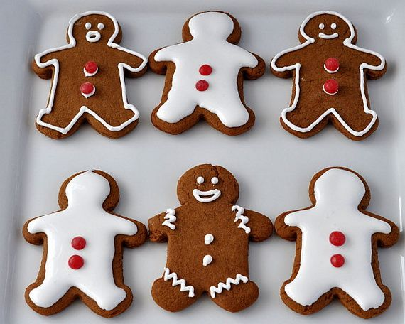 Gingerbread Decoration Ideas - Christmas Craft Idea_016