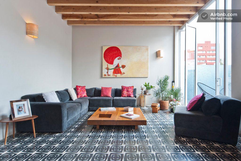 Mexico City Vacation Rentals Short Term Rentals Airbnb Home Decor Home Room