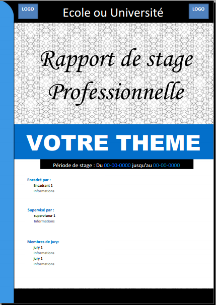Pin By Fatou Coulibaly On Page De Garde Word Doc