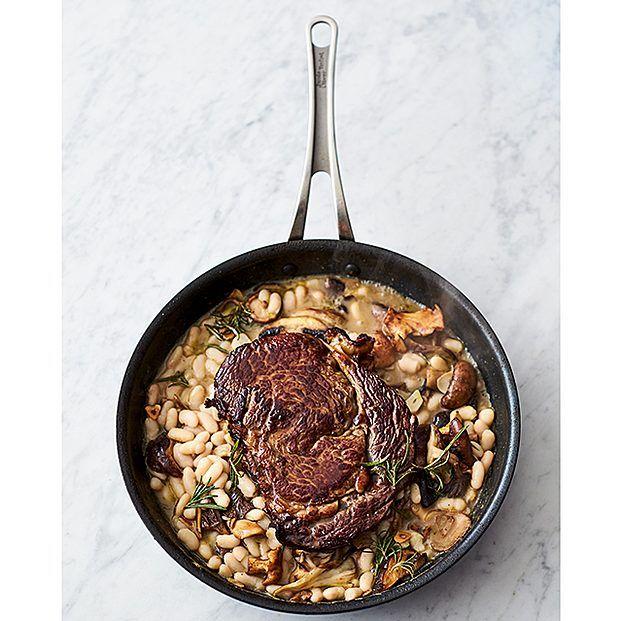 Jamie Oliver's 5 ingredient epic rib-eye steak | Recipe ...