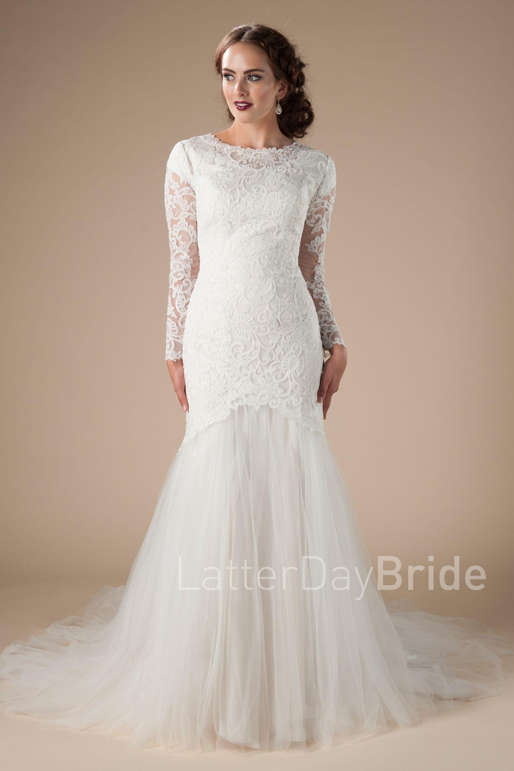 Ausgezeichnet Bescheidene Hochzeitskleider Utah Ideen - Hochzeit ...