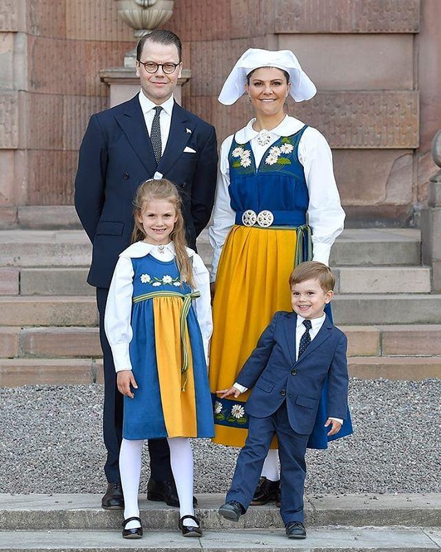 "Swedish Royal Family på Instagram: ""Crown Princess Victoria ..."
