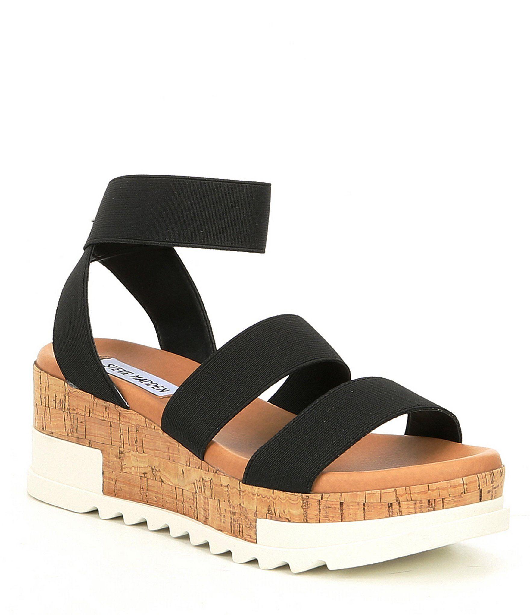 50120f3cfd5 Shop for Steve Madden Bandi Elastic Platform Sandals at Dillards.com. Visit  Dillards.