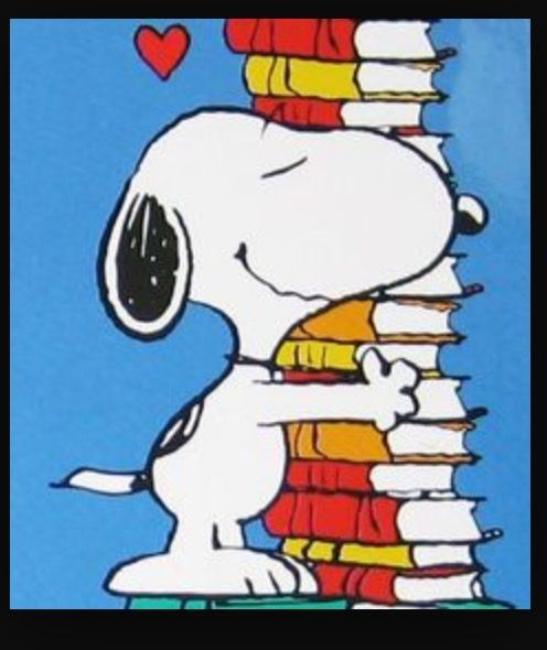 I want to begin by saying I feel like Snoopy in this picture. I absolutely love to read! I did not realize exactly how much I enjoyed it until someone asked me what my favorite book was and I was stumped. I could not decide what my favorite book was. I could not even narrow it down to a top three.