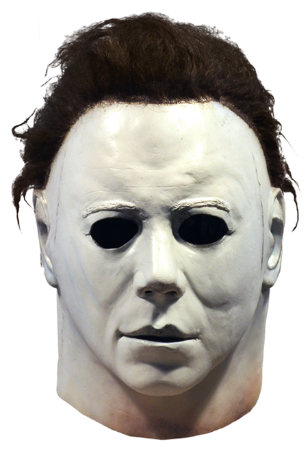 Trick or Treat Halloween 1978 Michael Myers Mask Adult