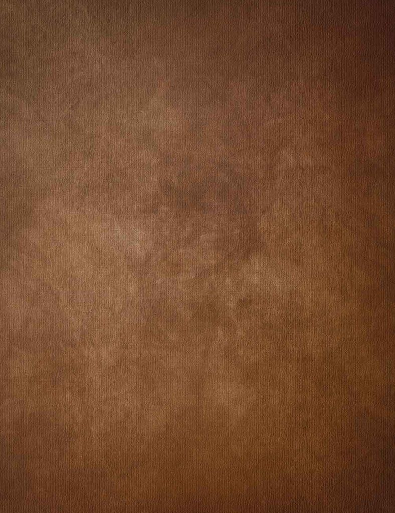 Abstract Brown Old Master Canvas Texture Backdrop For Studio Photo