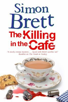 Cover image for The killing in the café.