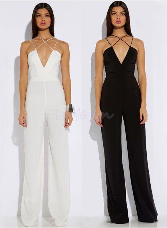 25f998a89 macacões femininos longos - Pesquisa Google Moda Chique, Roupas Chique,  Roupas Da Moda,