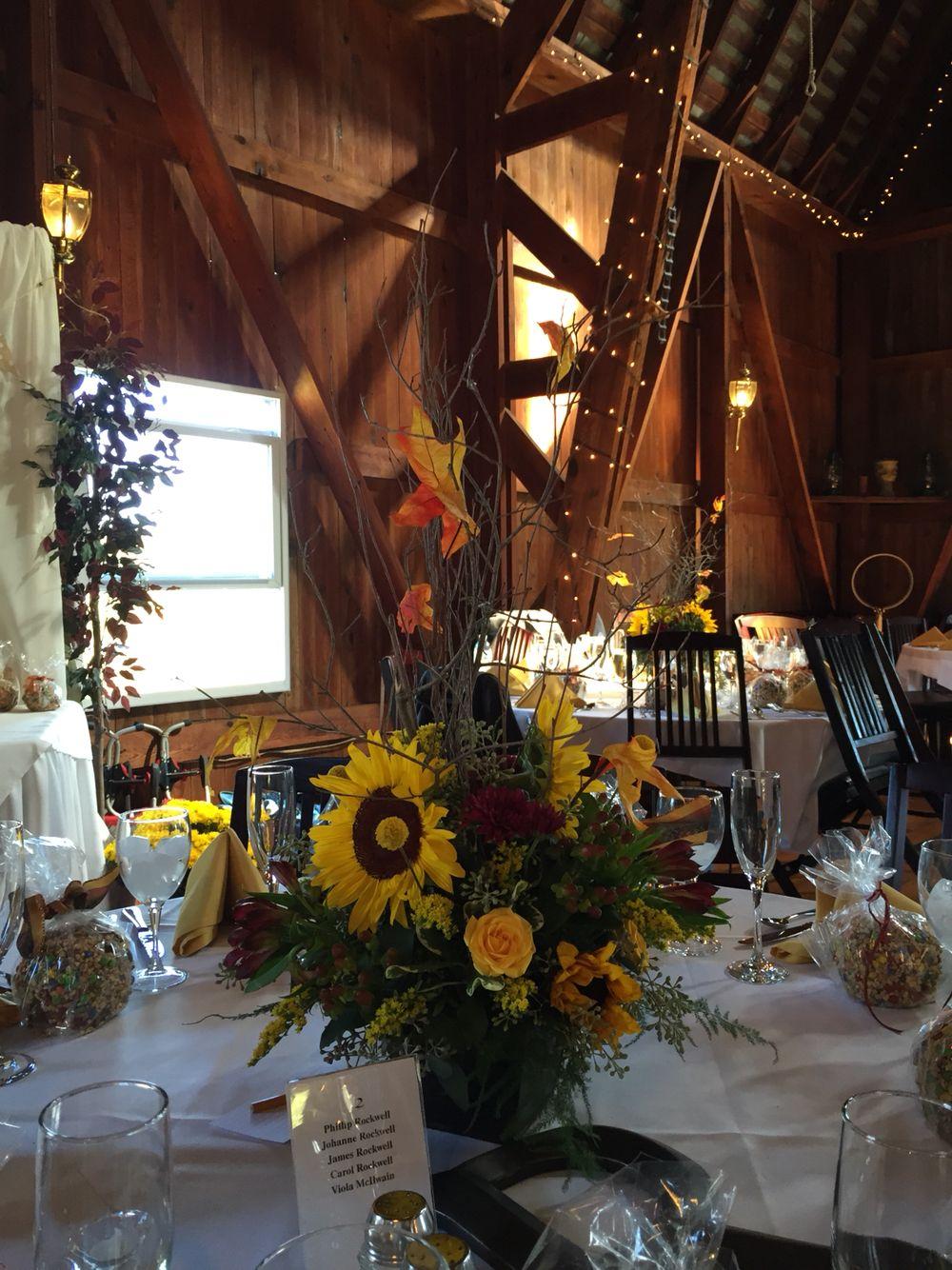 Barn Weddings. The Barn at Hillsprings Farm is the perfect ...