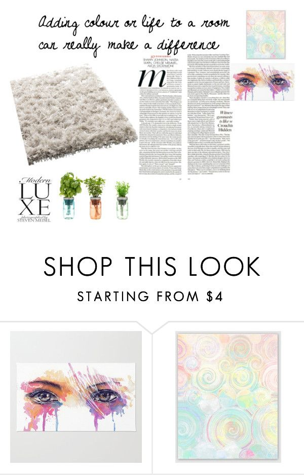 """Home decor"" by caity3726 ❤ liked on Polyvore"