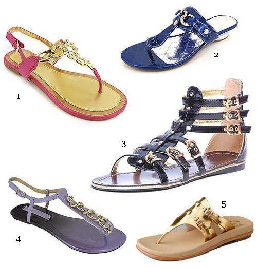 sandal flats - Google Search