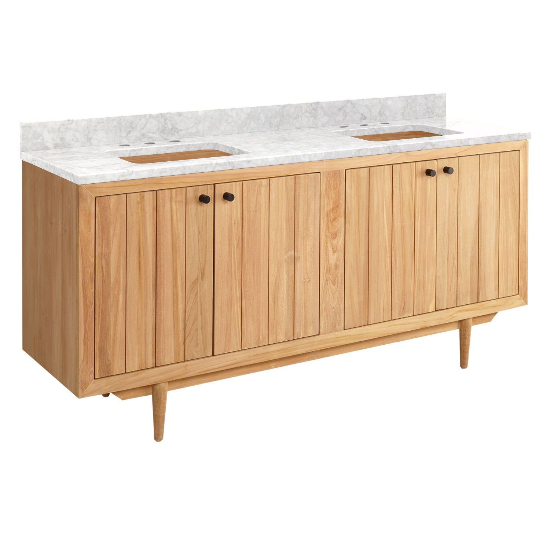 34+ Solid wood 72 inch bathroom vanity custom
