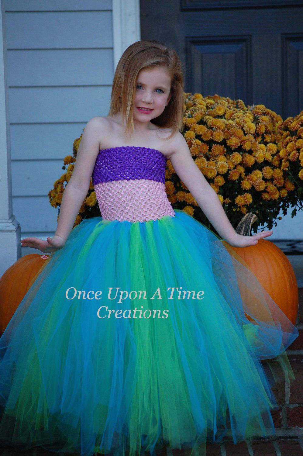 The Little Mermaid Inspired Princess Tutu by ...
