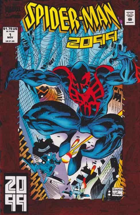 spider man 2099 1 origin story of spider man 2099 miguel o hara