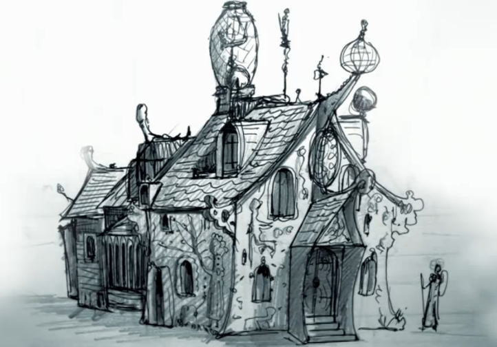 House Sketches grayson perry--dream house sketches | for my lectures | pinterest