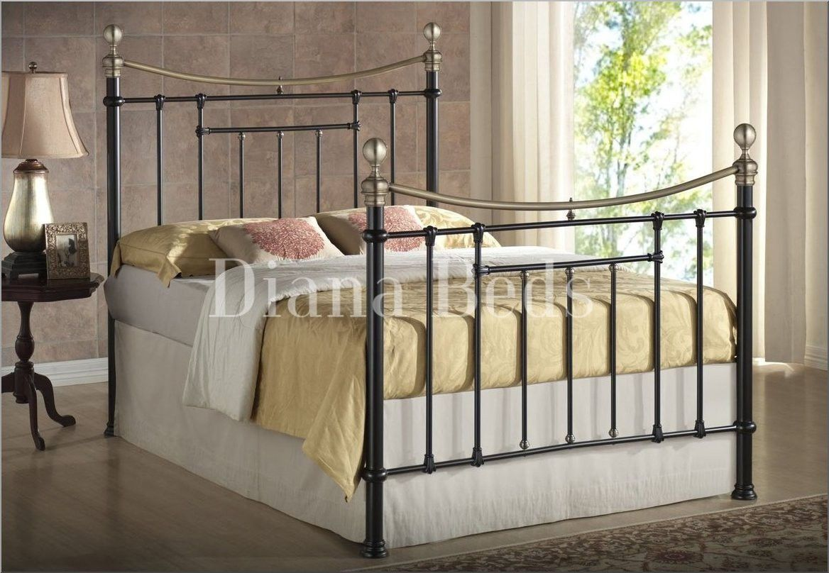 16 best modelli letto in ferro images on Pinterest   Iron, Metal ...