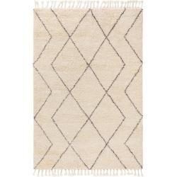 Photo of benuta wool carpet Beppo beige 80×150 cm benuta