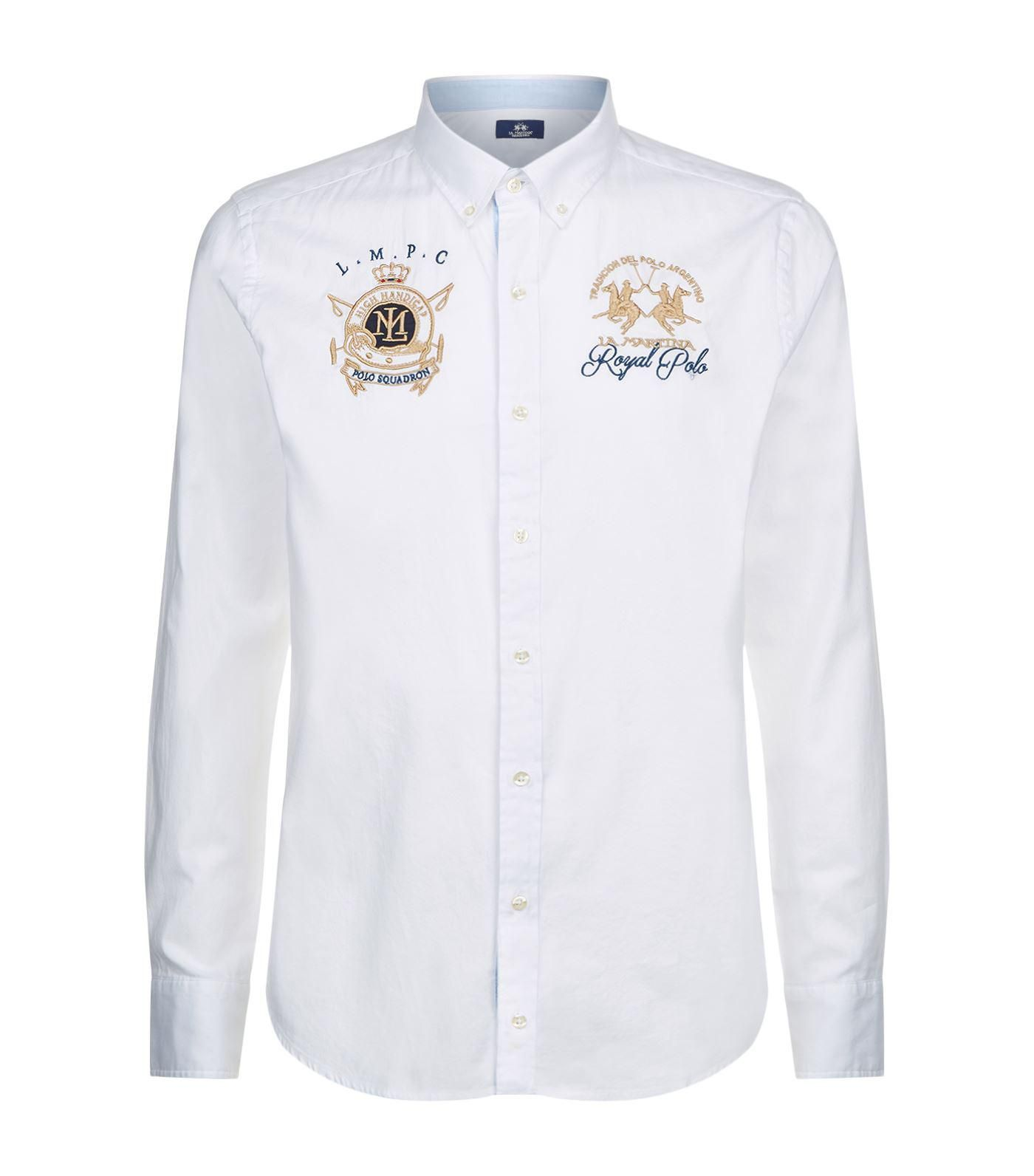 e27d2560 La Martina Shirts - fashionable polo-style apparel LA MARTINA SHIRTS  gallery CGRTZRK