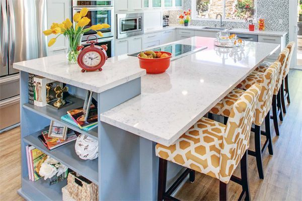Exceptionnel 6 Gorgeous Kitchen Countertop Options Ranked By Durability