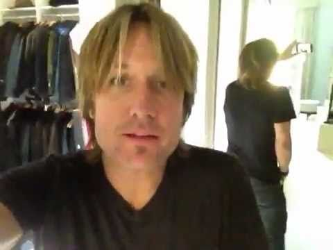Urban Chat Video 10 Back In The States Keith Urban Keith Urban Albums Keith