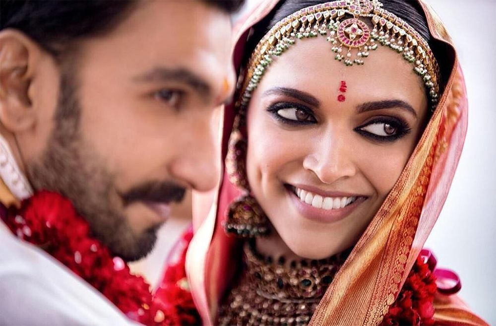 Deepikapadukone Ranveersingh Wedding Album Here Are All Picture Perfect Moments From Couple S Indian Wedding Photography Celebrity Weddings Deepika Ranveer