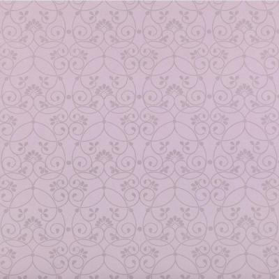 York Wallcoverings Glitter Scroll Wallpaper-JE3553...