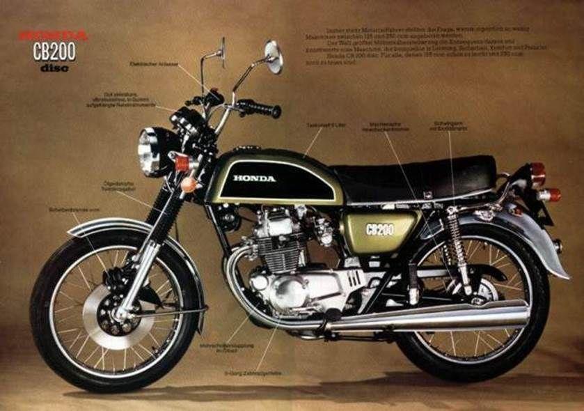 Explore Honda Bikes, Vintage Honda Motorcycles And More!