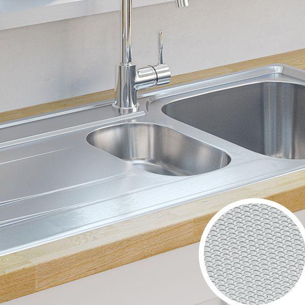 Kitchen Sinks | Metal & Ceramic Kitchen Sinks | DIY at B&Q | 238 ...