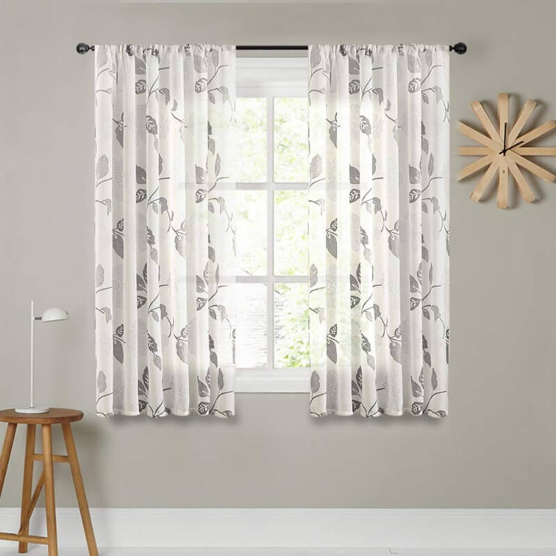 43 Simple Curtain Designs for Inspiration | Curtain ...