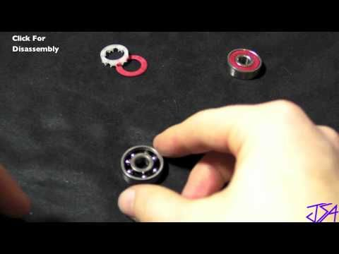 Skate Maintenance: Bearing Assembly // Derby